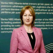 Silvana Zoto, MBA, CIA, CRMA, IIA Albania